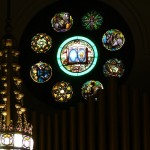 Willard Chapel altar window