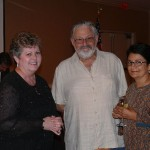 Cindy Whitworth, Enrique Laks, and Sylvia Laks