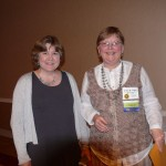 Victoria Millard and Diane Eissinger