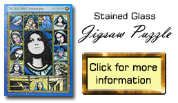 SGAA Stained Glass Puzzle